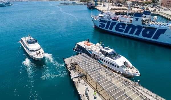 foto del porto di milazzo